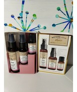 Nature Love Aromatherapy Sleep Set Geranium & Lavender Pillow Mist Essen... - $21.75