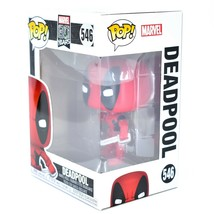 Funko Pop! Marvel 80 Years Deadpool First Appearance #546 Vinyl Bobble-Head image 2