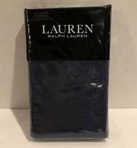 "Ralph Lauren 2 King Size Pillowcases Cadet Blue 21"" x 40"" Cotton 300 TC D2 - $40.05"