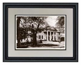 """Schooner Bay Co. 11"""" x 14"""" Clemson University - Fort Hill, Historical Bl... - $58.56"""