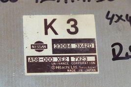 Nissan Pathfinder Xterra Frontier 4x4 Transfer Case Control Module 33084-3X42D image 5