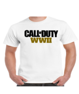 Call Of Duty WW2 T Shirt Gildan Youth and Mens Sizes - $12.74+