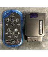 PS2 Mad Catz DVD 2 Remote and Receiver Dongle - PlayStation 2 - $7.91