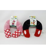 Disney Baby Super Soft Neck Roll Pals - New - Minnie & Mickey Mouse - $22.99