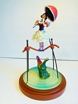 Disney Parks The Haunted Mansion Tightrope Girl Figure Ballerina and All... - $244.99