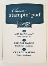 Stampin' Up Classic Stamp Pad in Not Quite Navy