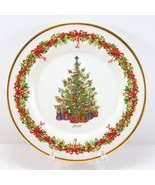 "Christopher Radko Traditions 2004 Holiday Celebrations Plate 8.25"" Chris... - $8.91"