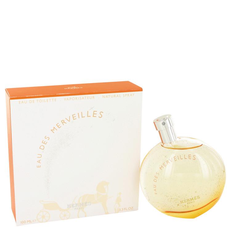 Hermes paris eau des merveilles 3.3 oz perfume