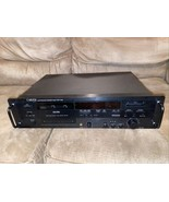 Carver TDR-1550 Auto-Reverse Cassette Deck Dual Tested And Serviced - $292.05