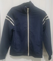 GAP Men's Jacket XS Navy Blue Long Sleeve Full Zip Casual - $11.13