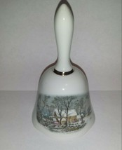 Vintage 1978 AVON Old Mill in Winter awarded only to Avon representatives - $9.99