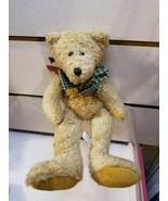 """Boyds J.B. Bean and Associates Clinton Plush Brown Bear 9"""" H - $15.00"""