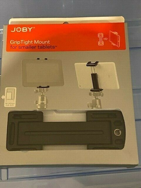 Joby GripTight Mount Smartphones Attach Your Phone to Any Tripod-Brand New
