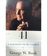 41: A Portrait of My Father, George W. Bush, US Presidents, Political, B... - $12.95