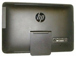 HP All IN One 19-2113W Back Housing Cover w/ Stand S/N 3CR50201W9 - $28.99