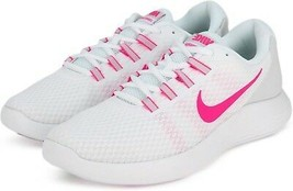 Nike Lunarconverge Sneakers 852469-101 White Pink Size 6.5, 7.5, 8, 9.5 ... - $69.99