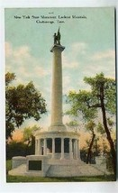 New York State Monument Lookout Mountain Tennessee 1900's - $9.90