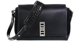 PROENZA SCHOULER black leather PS Elliot Shoulder Bag - $759.00