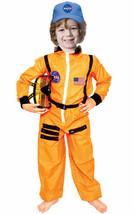 Nasa Explorer Astronaut Child Halloween Costume Boys Size Small 4-6 - $27.69