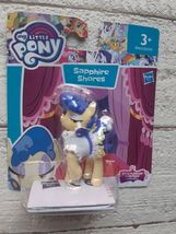 my little pony sapphire shores hasbro B9655 B3595 new unopened - $15.00