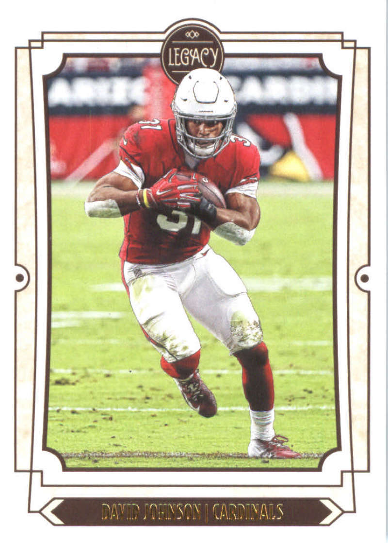 Primary image for 2019 Panini Legacy #1 David Johnson Cardinals