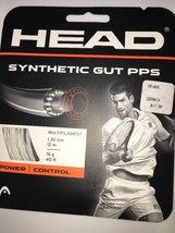 NEW HEAD Synthetic Gut PPS Power String 16 Gauge 1.34mm (S1-65) - $17.59