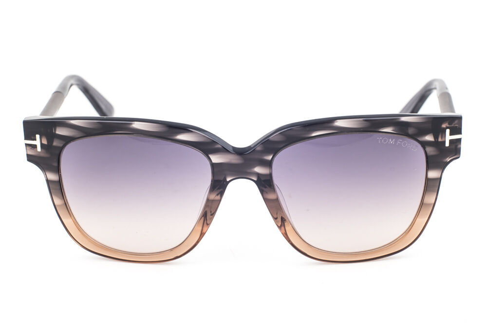 Tom Ford Tracy Havana Brown / Brown Gradient Sunglasses TF436 20B