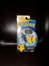 TOMY Pokemon 2 Figure Pack; Characters: Salandit, Pikachu  NEW - $15.80