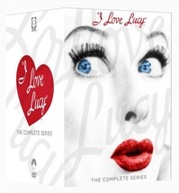 I Love Lucy The Complete Series DVD Comedy Family 29 Discs Collection Gi... - $63.05