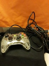 Microsoft Xbox 360 Afterglow Clear Wired Controller Model PL-3702 - $19.34