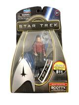 Playmates Toys Star Trek Movie Scotty Enterprise Uniform Action Figure - $23.76