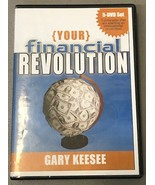 Your Financial Revolution by Gary Keesee deluxe 5-dvd set - $49.45