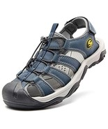 GUBARUN Men's Sports Sandals Outdoor Athletic Slides Fisherman Beach Sho... - $31.18