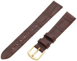 Hadley-Roma Women's LSL119RB 140 Genuine Leather Strap Watchband SHIPSFREE - $14.28