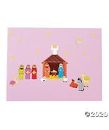 Nativity Scene Stickers - $12.85