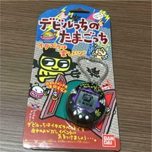 Tamagotchi Devil Deviltchi Devilgotchi Black Pet Game BANDAI Japan NEW u... - $429.99