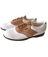 Nike Airliner Womens Leather Brown Saddle Golf Shoes Sz 9.5 NWT NWOB - $69.99