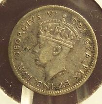KM #19 Newfoundland 1940-C Newfoundland Silver 5c EF #0978 - $6.88