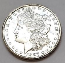 1897-S United States Morgan Silver Dollar E. Pluribus Unum PC - $39.95