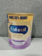 ENFAMIL GENTLEASE INFANT FORMULA POWDER - 27.7 OZ. - EXP. - 12/2021 - $29.99