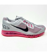Nike Air Max 2013 (GS) Metallic Black Pink 555753 002 Youth 6.5 Womens 8 - $79.95