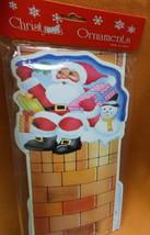 Regent Products Black Santa Greeting Card Holder #7042-4 UPC:750529070427 - $7.87