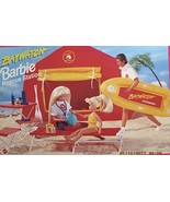 TV Favorite Baywatch Lifeguard Rescue Station Playset w Tent & More! (1994) - $217.80