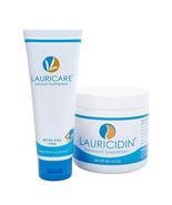 Lauricidin® Monolaurin 227g Jar + Lauricare Fluoride-Free Toothpaste 5.5... - $42.36