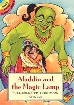 Aladdin and the Magic Lamp: Full-Color Picture Book (Dover Little Activi... - $9.09