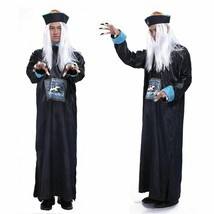 Newly Halloween Costume Cosplay For Men Adult Scary Zombie Ghost Vintage... - $8.81+
