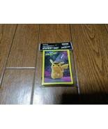 Pokemon card Pokemon Detective Pikachu Deck shield sleeve unopened toy h... - $34.65