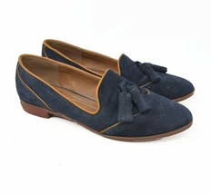 Dolce Vita Women's Sz 7.5 Navy Blue Slip On Flats - €24,02 EUR