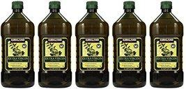 Kirkland Signature, Extra Virgin Olive Oil 2 Liters (Pack of 5) - $242.55