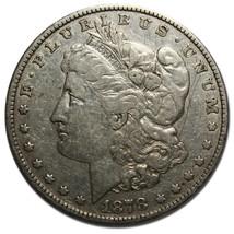 1878 7Tf Rev 78 MORGAN SILVER ONE DOLLAR Coin Lot # MZ 3650